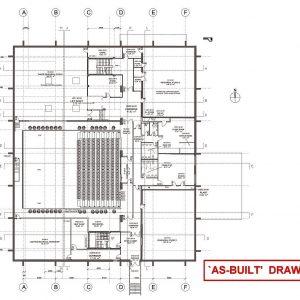 As Built Drawings Gallery - CAD Drawings